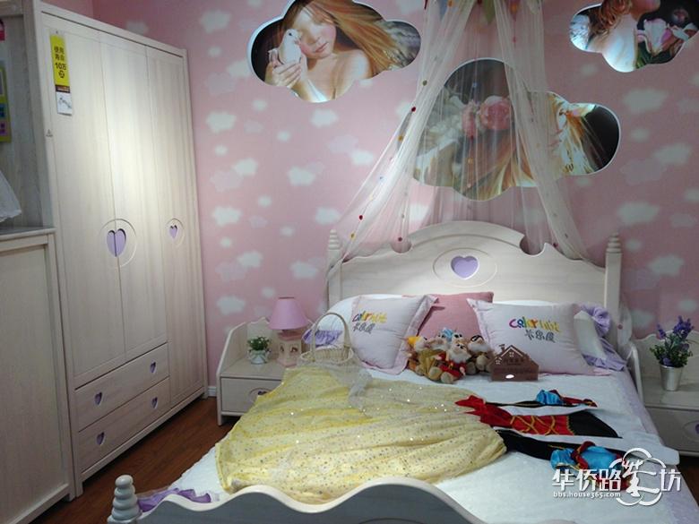 kt猫公主房装修效果图
