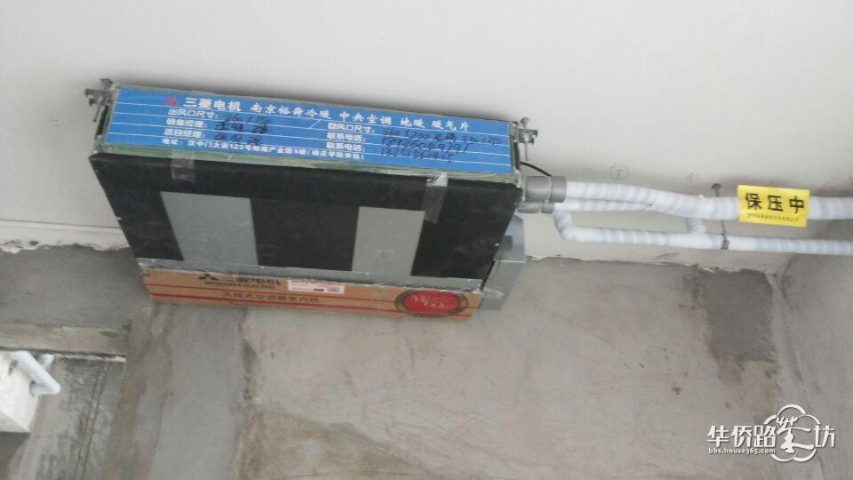 空调散热电机接线图解