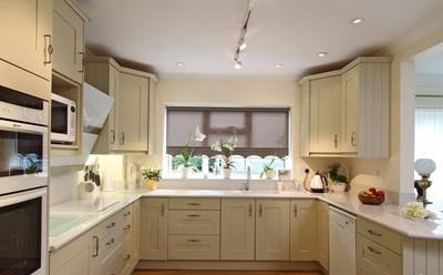 狭小型厨房装修四大注意事项