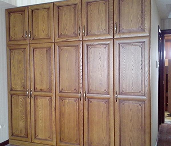 南京惠派橱柜之衣柜 实木门板-产品价格|报价|图片