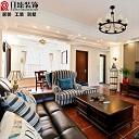 136平方3室2厅简美风格,全包16万