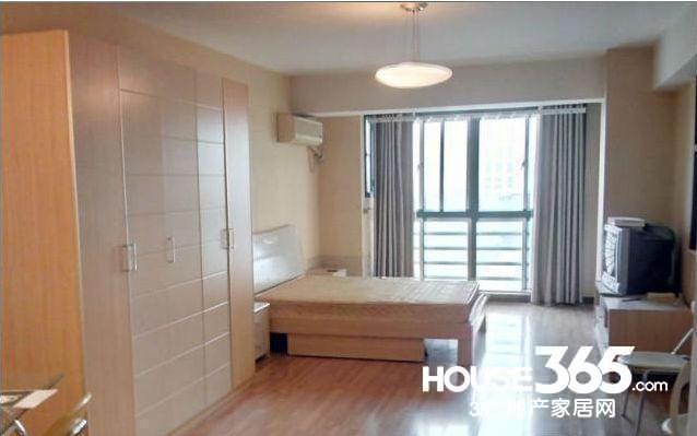 【中广置业】阳光金峰阁 单身公寓 酒店式装修 低价出售 看房方便图片