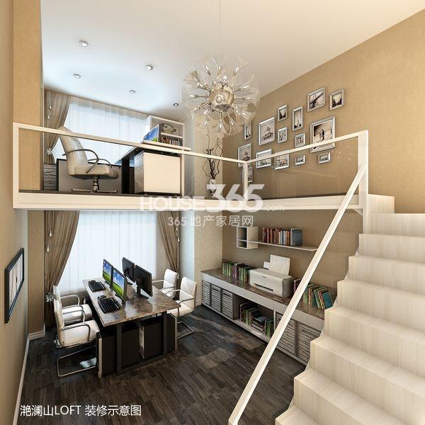 现代简约38平米一居室客厅灯具装修效果图欣赏