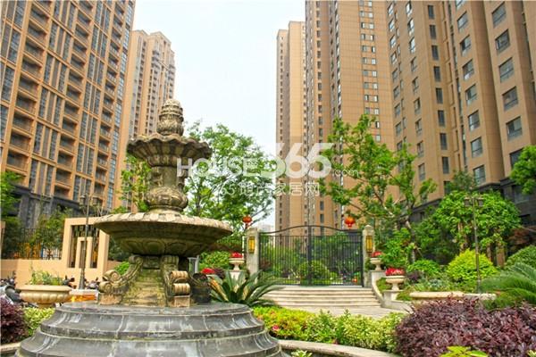 芜湖东方龙城实景图