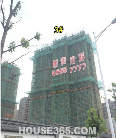 中电颐和府邸施工实景(5.20)