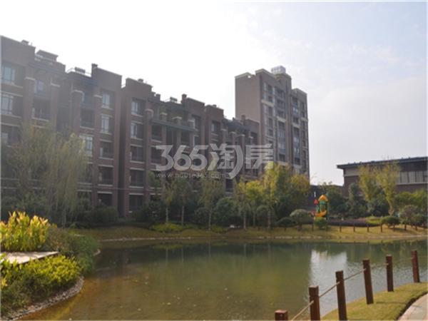 恒大龙城·御湖湾小区实景图