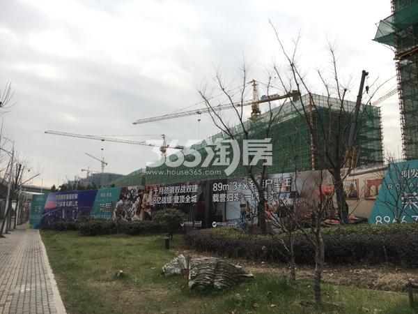 荣里实景图(2016.1.27)