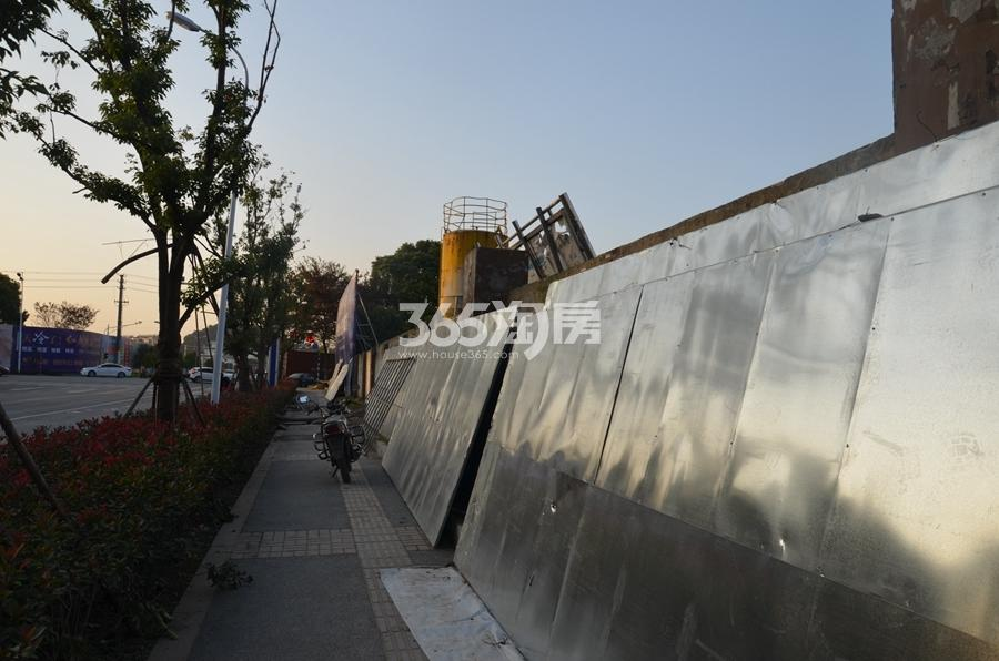 弘阳时代中心实景图(12.22)