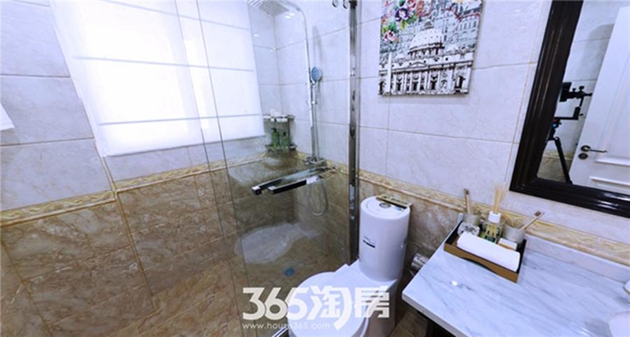 东方蓝海B1户型约115㎡样板间-卫浴