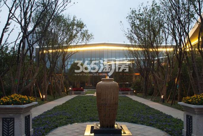 国润城景观实景图(2017.4.25)