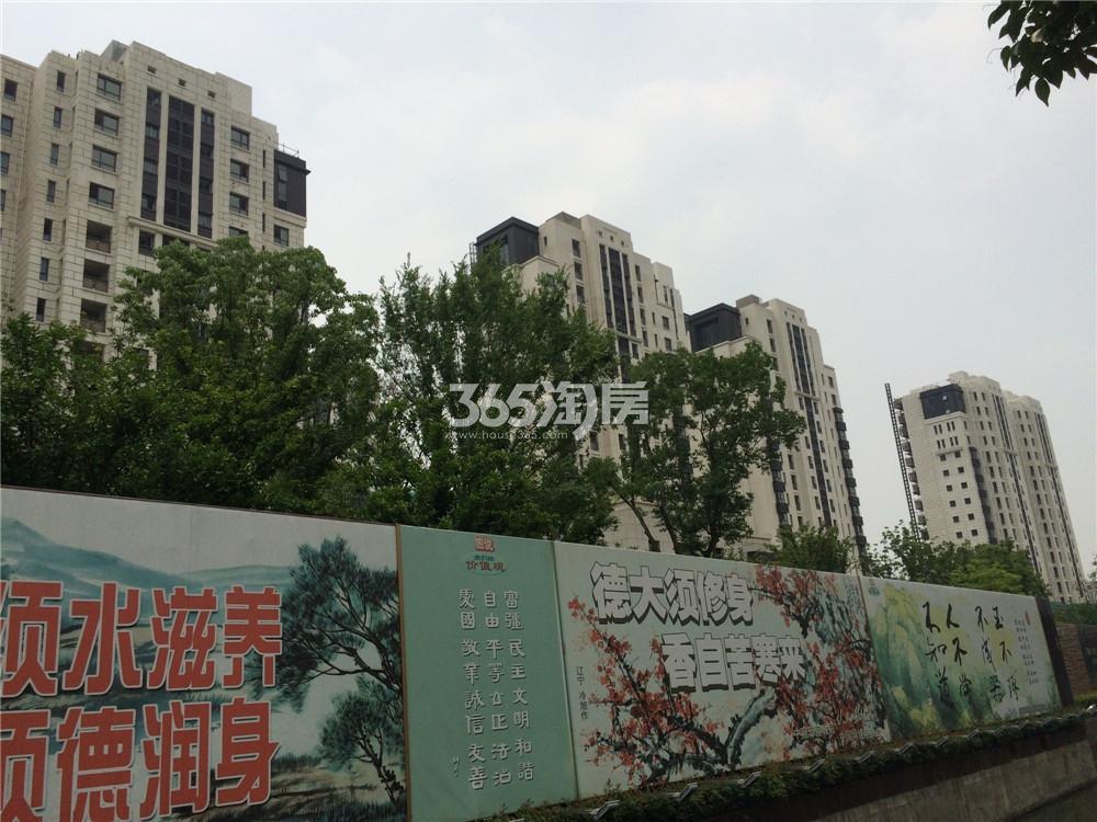 海玥名都实景图(6.15)